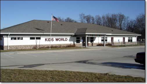 Kids World Day Care In Sac City IA