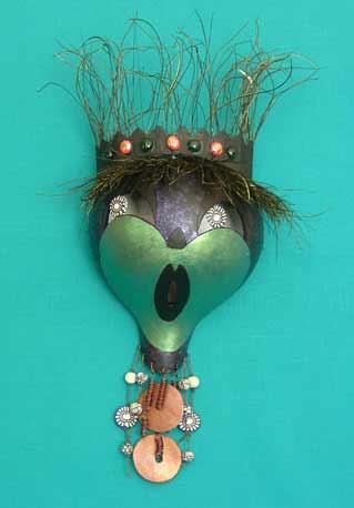 gourd art galleries masks
